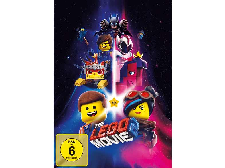 The Lego Movie 2 [DVD]