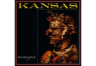Kansas - Masques - (Vinyl)