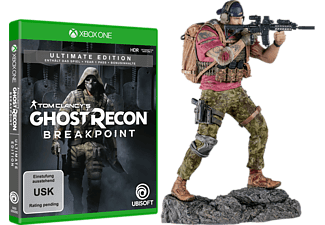 Tom Clancy's Ghost Recon: Breakpoint (Ultimate Edition) + Nomad Figur (ONLINE) - Xbox One