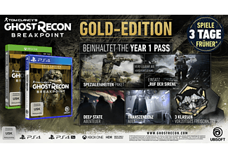 Tom Clancy's Ghost Recon: Breakpoint (Gold Edition) - Xbox One