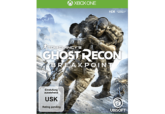 Tom Clancy's Ghost Recon: Breakpoint - Xbox One