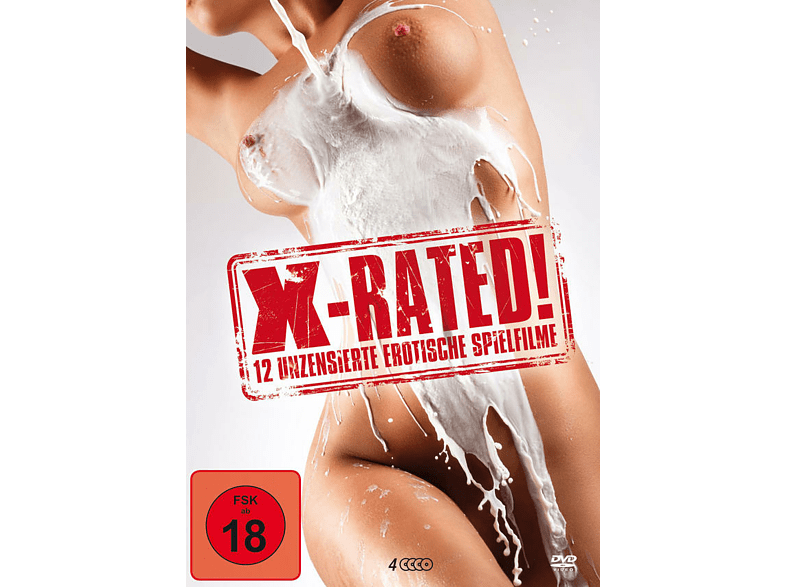 X-Rated ! [DVD]