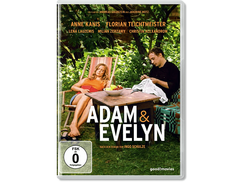Adam und Evelyn [DVD]