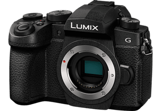 PANASONIC DC-G91EG-K Lumix G Body Systemkamera 20.30 Megapixel  , 7.5 cm Display   Touchscreen, WLAN