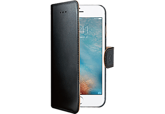 CELLY Bookcase WALLY für Apple iPhone 7/8, schwarz