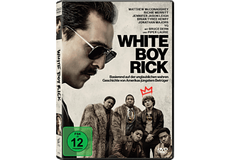 White Boy Rick - (DVD)