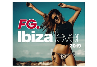 VARIOUS - Ibiza Fever 2019 - (CD)