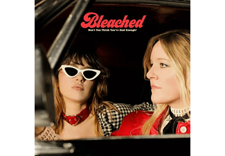 Bleached - Don't You Think You've Had Enough (Ltd.Cream Vinyl) - (Vinyl)