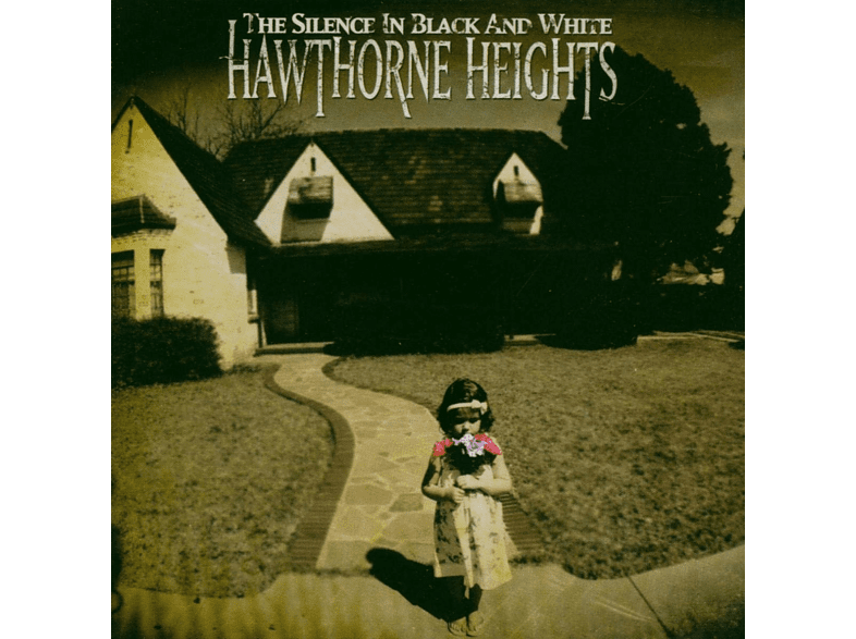 Hawthorne Heights - The Silence In Black And White (Clear Green Vinyl) [Vinyl]