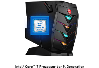 MSI Aegis 3 9SC, Gaming PC mit Core™ i5 Prozessor, 8 GB RAM, 256 GB SSD, 1 TB HDD, GeForce® RTX™ 2060, 6 GB