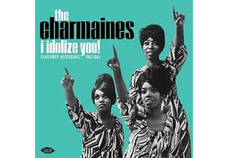 The Charmaines - I IDOLIZE YOU! FRATERNITY RECORDINGS 1960-1964 - (Vinyl)