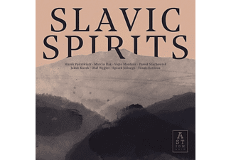 Eabs, Tenderlonious - Slavic Spirits (Limited Deluxe Edition+Book) - (CD + Buch)