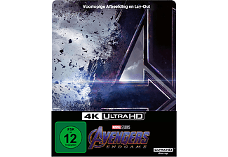 Avengers: Endgame [4K Ultra HD Blu-ray] | 4K Ultra HD Blu-ray