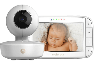 MOTOROLA MBP 50 - Video babyphone (Weiss)