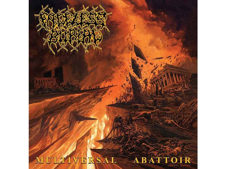 Faceless Burial - Multiversal Abattoir [Vinyl]