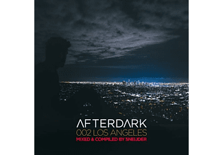 Sneijder, VARIOUS - Afterdark 002-Los Angeles-Mixed By Sneijder - (CD)