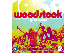 Radio 1: 1969 Woodstock Generation CD