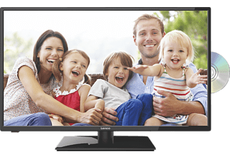 LENCO DVL-3242BK, 81 cm (32 Zoll), HD, LED-TV, DVB-T2 HD, DVB-C, DVB-S, DVB-S2