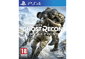 Tom Clancy's Ghost Recon Beakpoint PS4 NL/FR