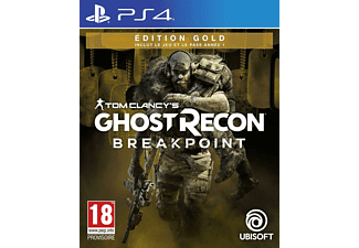 Tom Clancy's Recon Breakpoint PS4 NL/FR