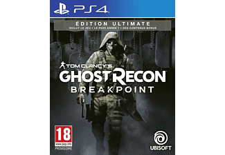 Tom Clancy's Ghost Recon Ultimate Edition PS4 NL/FR