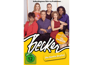 Becker - Staffel 5 - (DVD)