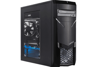 CAPTIVA R49-663, Gaming PC mit Ryzen™ 5 Prozessor, 16 GB RAM, 240 GB SSD, 1 TB HDD, GeForce® GTX 1660Ti, 6 GB