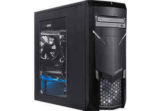 CAPTIVA R49-662, Gaming PC mit Ryzen™ 7 Prozessor, 16 GB RAM, 480 GB SSD, 1 TB HDD, GeForce® GTX 1660, 6 GB