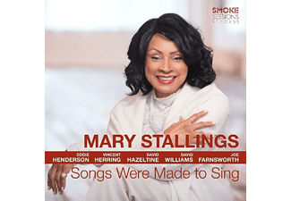 Mary Stallings - Songs Were Made To Sing - (CD)