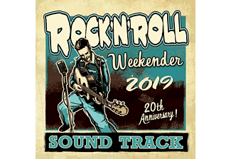 VARIOUS - Walldorf Rock'n'Roll Weekender 2019 - (CD)