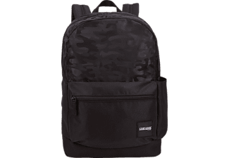 CASE-LOGIC Founder Backpack 26 L, Black/Camo, Rucksack