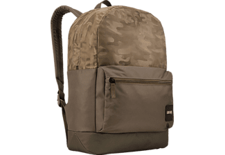 CASE-LOGIC Founder Backpack 26 L, Olive/Camo, Rucksack