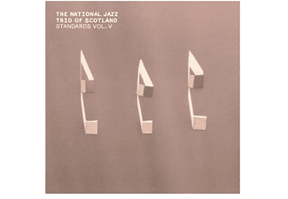 National Jazz Trio Of Scotland - Standards 5 - (CD)