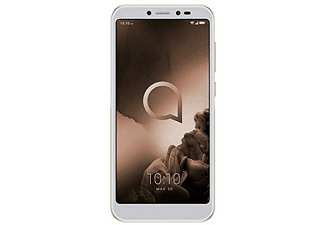 "Móvil - Alcatel 1S, 5.5"" HD+, SC9863A Octa-Core, 3 GB RAM, 32 GB, Dorado"