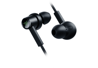 RAZER Hammerhead Duo Inline Control and Mic - Analog in Ear Headset