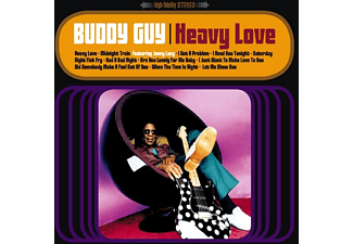 Buddy Guy - HEAVY LOVE - (CD)