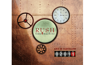 Rush - Time Machine 2011: Live In Cleveland LP