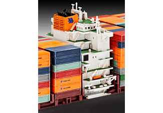 REVELL Container Ship Colombo Express Bausatz, Mehrfarbig
