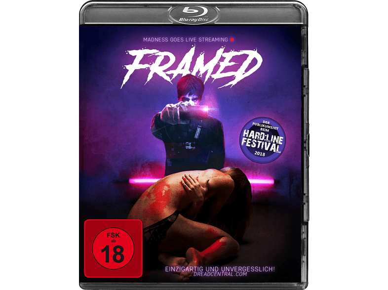 Framed [Blu-ray]