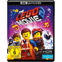 The Lego Movie 2 [4K Ultra HD Blu-ray + Blu-ray]