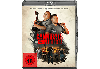Cannibals And Carpet Fitters - (Blu-ray)