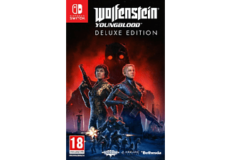 Wolfenstein Youngblood Deluxe Edition NL/FR Switch