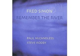 Fred Simon - Remember The River - (CD)