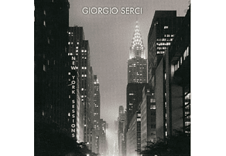 Giorgio Serci - New York Session - (CD)