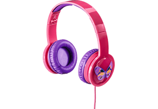 HAMA Casque audio Blink 'n Kids Rose (135664)