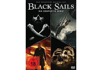 Black Sails - Komplette Serie DVD (Deutsch)