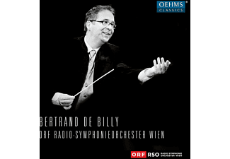 Orf Radio Symphonieorchester - Bertrand de Billy dirigiert - (CD)
