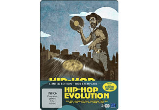 - Hip-Hop Evolution - (DVD)