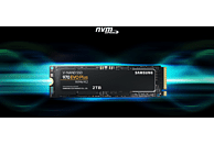 SAMSUNG 970 EVO Plus NVMe M.2, 250 GB SSD, intern