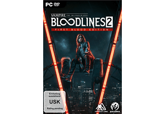 Vampire: The Masquerade - Bloodlines 2 First Blood Edition - PC